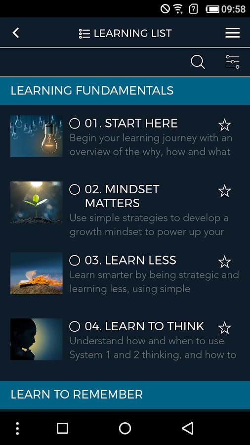 Learn2Learn – Hack Your Career- screenshot