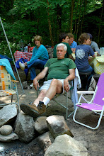 Photo: Group camping at Kettle Pond State Park