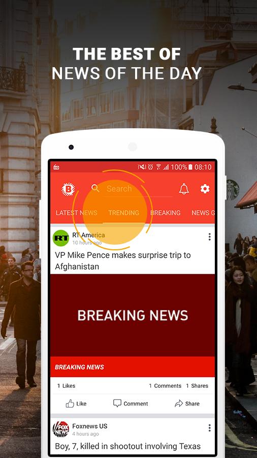 Breaking News Premium Screenshot 4