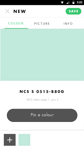 Colourpin by NCS