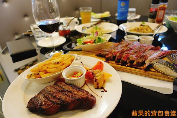 GAUCHO阿根廷碳烤餐廳(新竹店) 大口牛肉搭配紅酒 義大利餃燉飯滑嫩美味 道地阿根廷料理 新竹美食 - 蘋果的背包食堂