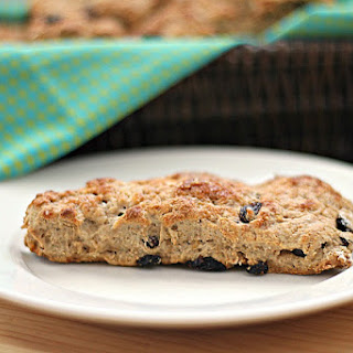 Whole Wheat Irish Soda Bread Scones