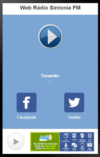 Web Rádio Sintonia FM