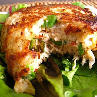 Maryland Crab Cakes.