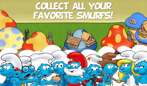 Smurfs and the Magical Meadow 1.10.0.0 screenshots 2