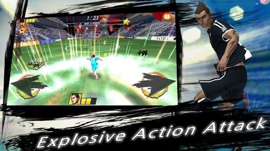Football King Rush v1.6.04 (Mod Money/Balls/Tickets)