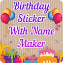 Birthday Stickers For WAStickerApps icon