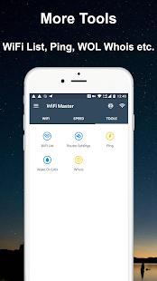 WiFi Router Master – WiFi Analyzer & Speed Test 24