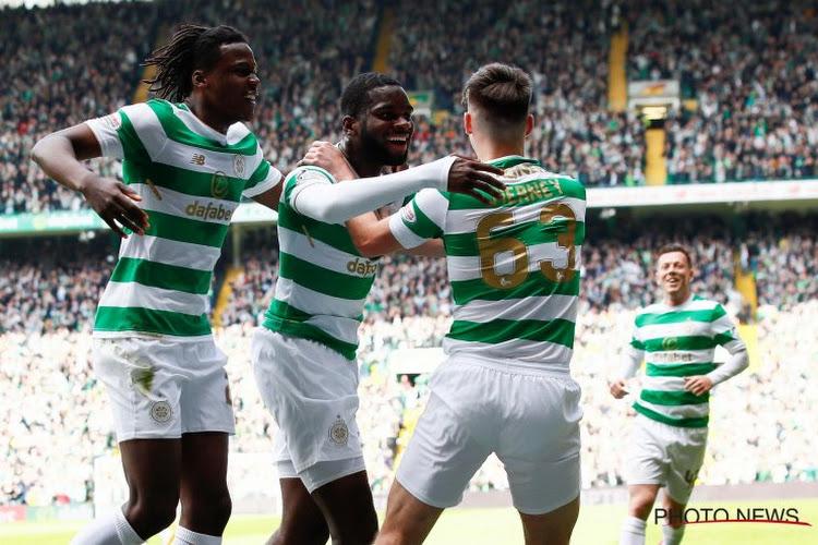 Le Celtic et Boyata sont Champions d'Ecosse