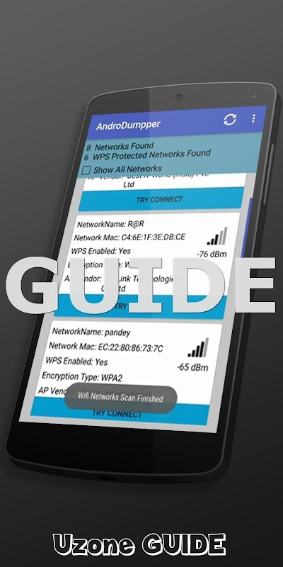 Download Tips WPS for Andro:dumpper APK 1 0 by Uzone Guide