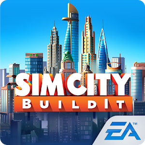 SimCity BuildIt Icon do Jogo
