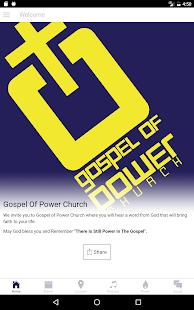 Gospel Of Power Church - náhled