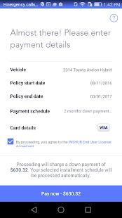 INSHUR - NYC TLC Insurance screenshot