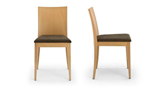 Modeling Wooden Dining Chair with Fabric Seat in Blender