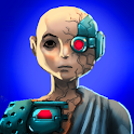 Unholy Adventure 3: point and click story game icon