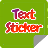 Text Sticker Maker - WAStickerApps