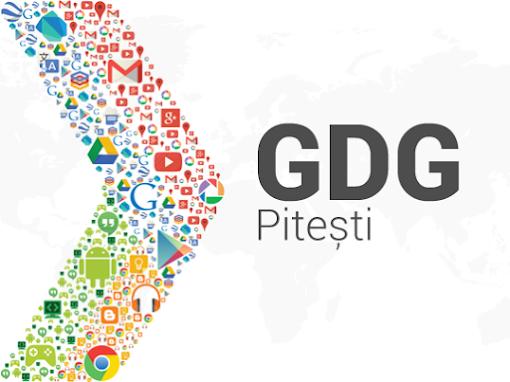GDG Pitești Meetup: Polymer