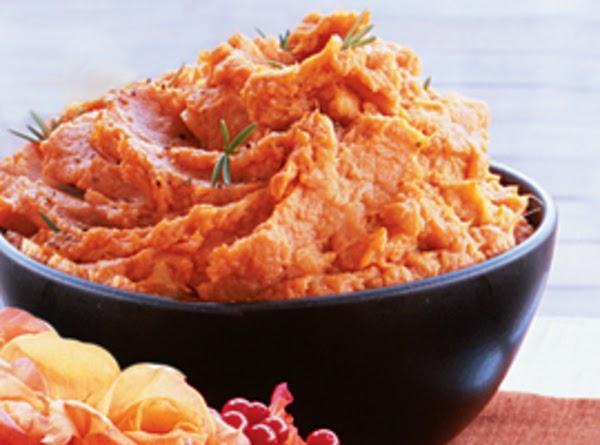 Mashed Sweet Potatoes Recipe