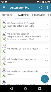 AutomateIt - Smart Automation Capture d'écran