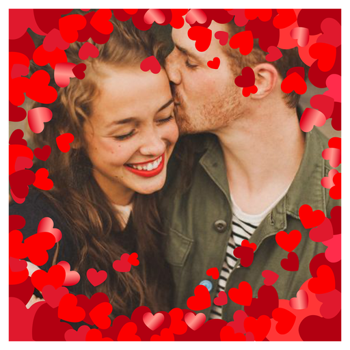 摄影のロマンチックなフォトフレーム LOGO-記事Game