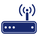Mon routeur IP (My Router IP) icon