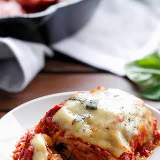 Mozzarella Stuffed Chicken Parmesan Recipes.