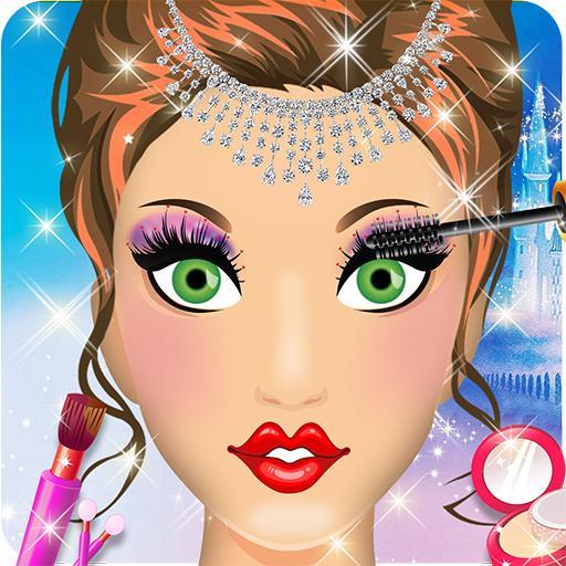 Royal Princess Make Up And Dress Up Salon Game Android APK Download Free By KidsFunTek