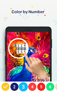 No.Color - Color by Number, Number Coloring poster