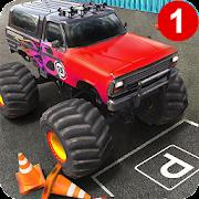 Monster Truck Parking Crash Simulator