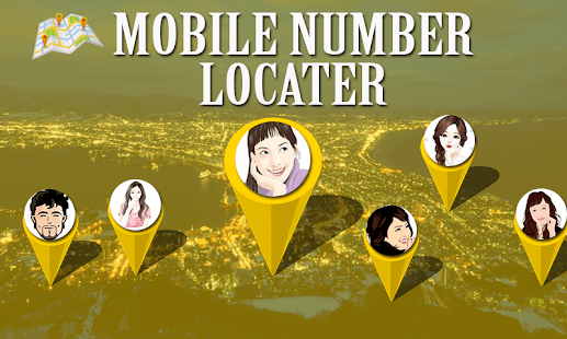 Girl Friend  Mobile Locator: Mobile Number Tracker - náhled