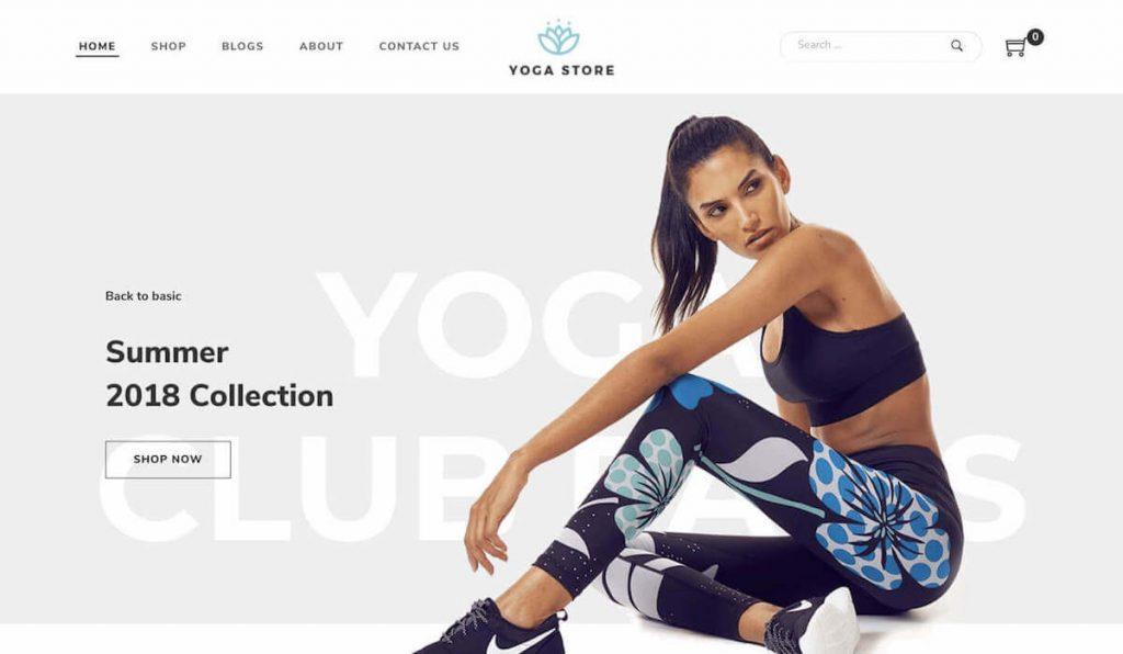 April - fashion ecommerce wordpress themes