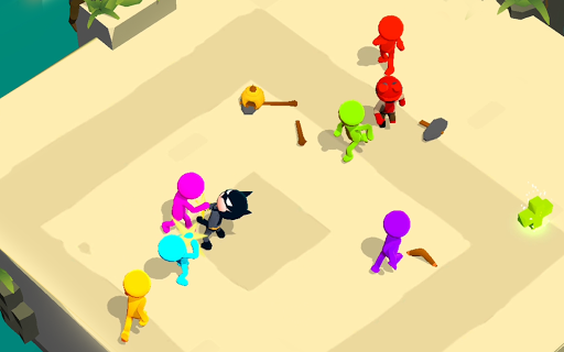 Stickman 3D - Street Gangster 0.2.0 screenshots 15