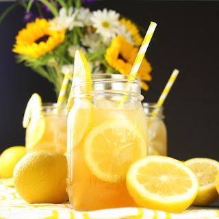 Loaded Lemon Iced Tea.