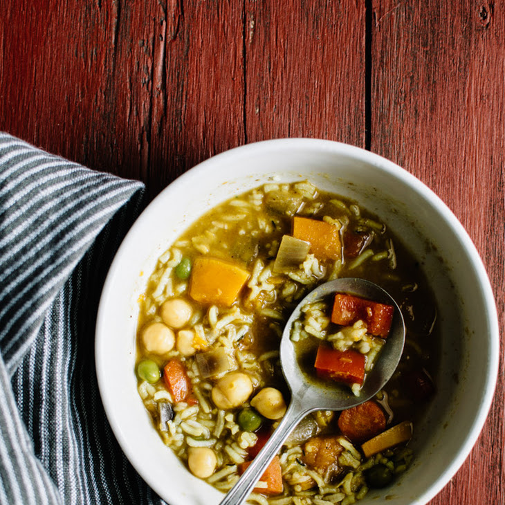 Vegan Mulligatawny Recipe