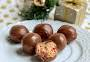Christmas Peanut Butter Coconut Cherry Balls Recipe