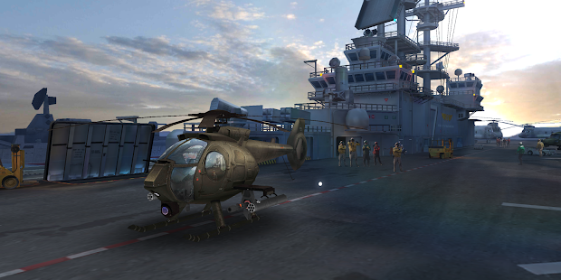 Gunship Battle2 VR Screenshot