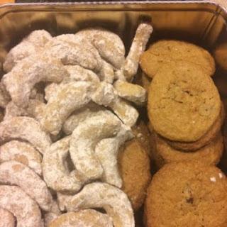 Jean's Chocolate Chip Cookies (Gluten Free).