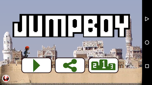 Super Boy Run Adventure screenshot 1