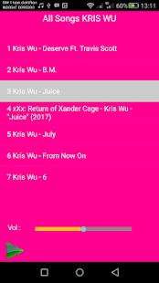 KRIS WU Songs - náhled
