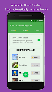 RAM & Game Booster by Augustro (67% OFF) 2