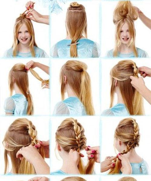 Great Girls Hairstyles Android Apps On Google Play