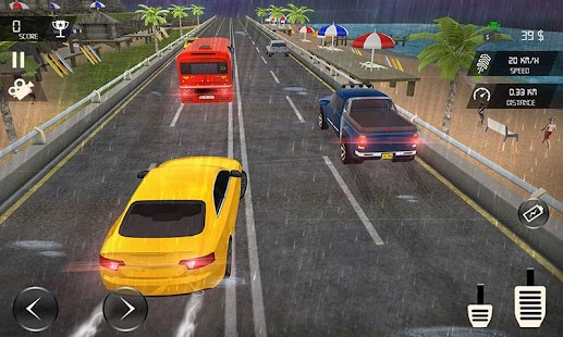 Horizon Muscle Car Racing: Extreme Race Challenger apk screenshot 1