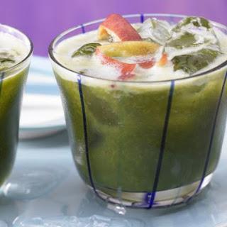 Green Nectarine Drink
