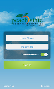 Peach State FCU- screenshot thumbnail