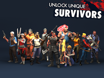 Zombie Anarchy: Survival Strategy Game APK screenshot thumbnail 11