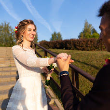 Wedding photographer Nadya Gribova (nadyagribova). Photo of 08.10.2018