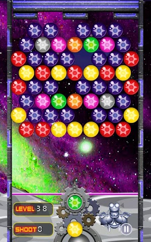 android Blaze Bubble Shooter Screenshot 4