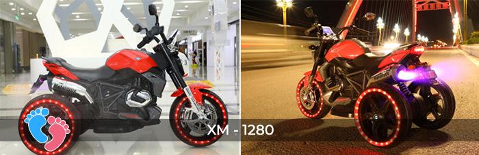 Xe moto điện cho bé XM-1280 13