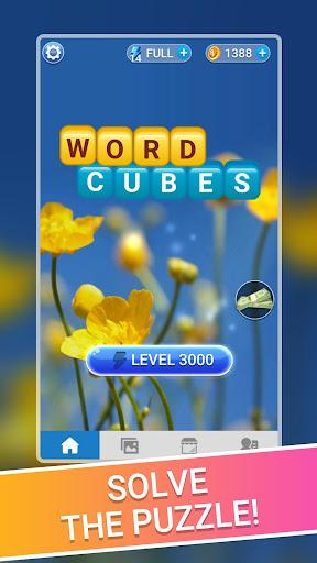 Word Cubes screenshot 1