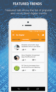 Go Digital - Digital India App- screenshot thumbnail